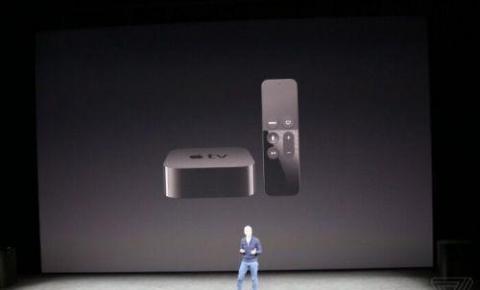 苹果公司发布最新一代电视产品Apple TV 4K