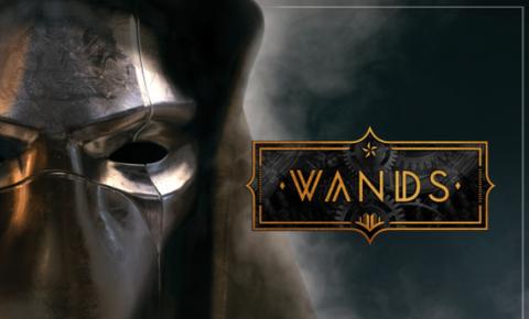 独家携手Pico小怪兽,游戏大作《Wands》登录中国