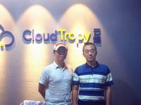 专访云熵CEO肖志明——CDN与4K点亮云之蓝图