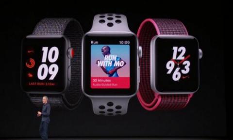 悲催!Apple Watch 3的<font color=