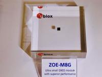最佳能耗比!u-blox发布新款低功耗定位模块