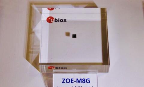最佳能耗比!u-blox发布新款低功耗定位<font color=