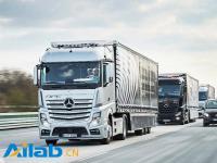 戴姆勒测试自动驾驶车队,想让货运卡车跑起来更省钱