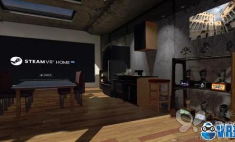 SteamVR Home界面更新:成就奖杯来了!