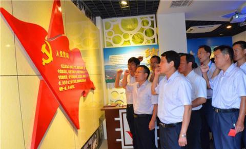 中国移动:凝聚信仰之力 夯实基层党建
