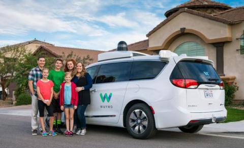 Waymo决定联合多家组织共同宣传无人驾驶技术安全性
