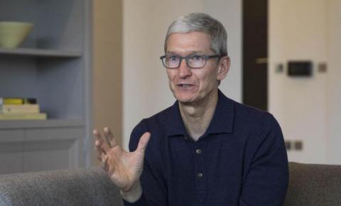 苹果CEO库克:<font color=