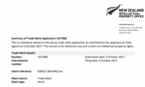 HTC被曝在新西兰申请新商标:或有新头显发布