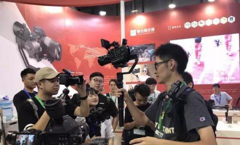 智云稳定器携新品亮相2017北京<font color=