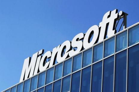 微软<font color=