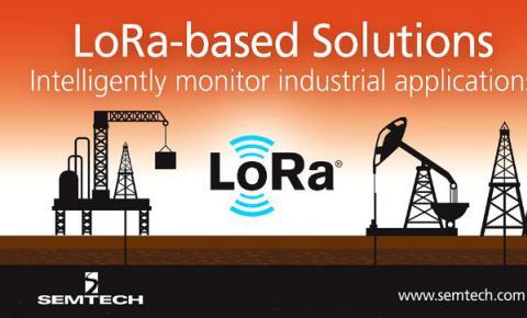 研华科技利用Semtech的LoRa技术提供创新物联网<font color=