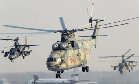 俄将打造首架电动无人直升机 起飞重量可达1.5吨