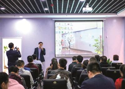 百度(阳泉)创新中心加速企业孵化成长