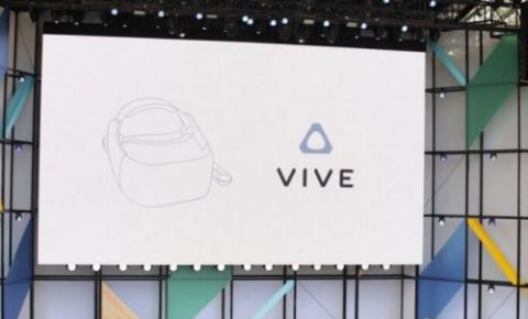 HTC取消开发谷歌VR平台独立头盔 专注于<font color=