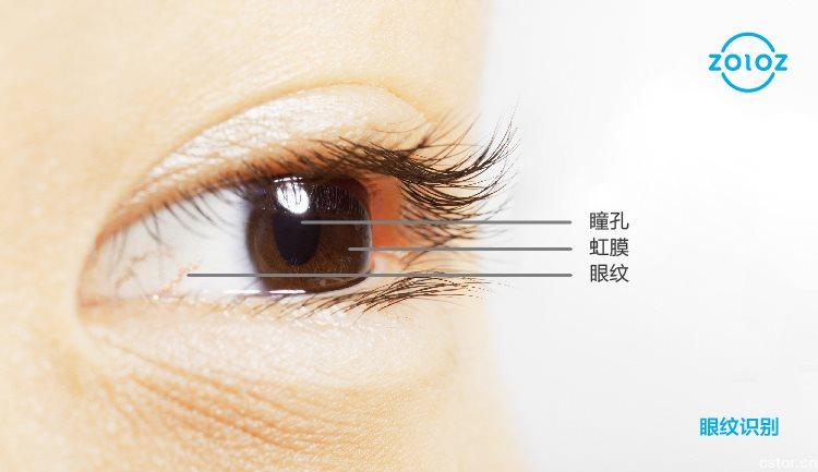 一眼认出你!蚂蚁金服研发出眼纹识别技术