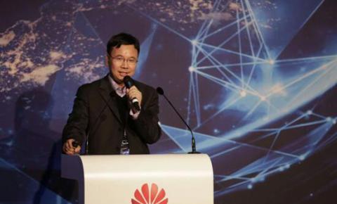杨超斌:10倍体验提升,20倍容量增强,5G NR商用在即