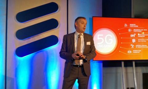 爱立信:欧洲运营商必须更加积极发展5G技术 <font color=