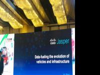 思科Jasper许振:2020年全球连接数将达200亿!