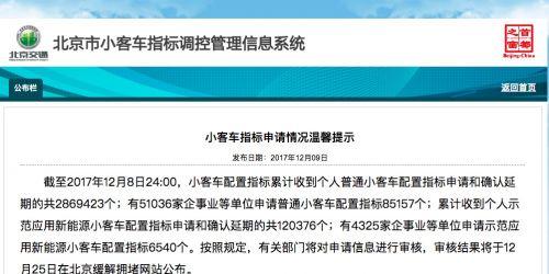北京超12万人申请<font color=