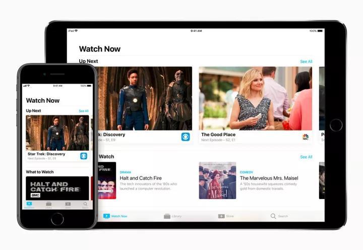Apple TV APP登陆英法德三国