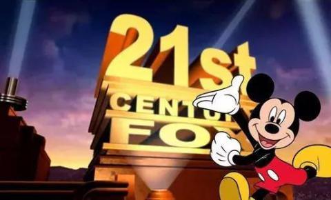 迪士尼收购<font color=
