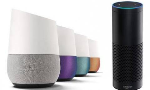 智能音箱市场谁是王者?亚马逊销量已是Google三倍
