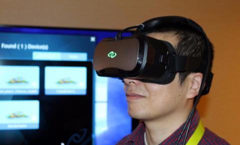 3Glasses发布云启计划开启VR 2.<font color=