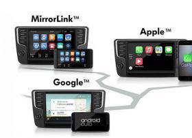 羡慕苹果专属的Carplay?车载互联MirrorLink国产机也能用