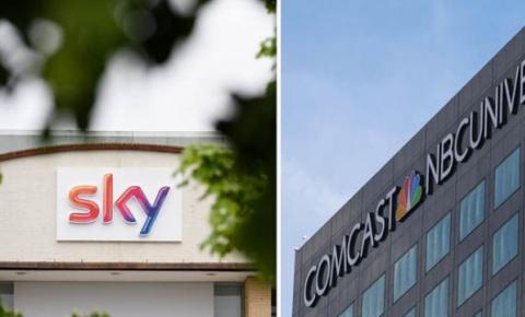 英国政府不打算阻止康卡斯特收购欧洲最大付费电视集团<font color=