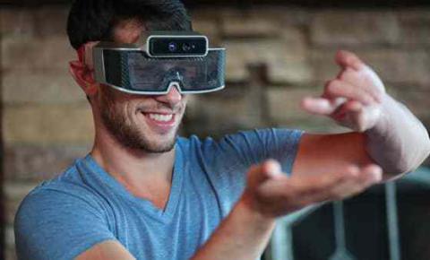 第二代AR眼镜已在赶来的路上 只是路有点远