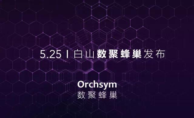 """白山发布""""数聚蜂巢Orchsym"""",强力赋能政企数字化转型"""