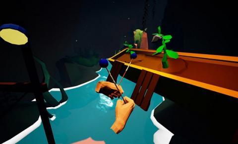 在VR游戏里学习种植?《给村里的水果》现已登录Steam