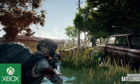 《绝地求生》Xbox One版本更新 沙漠地图正式上线