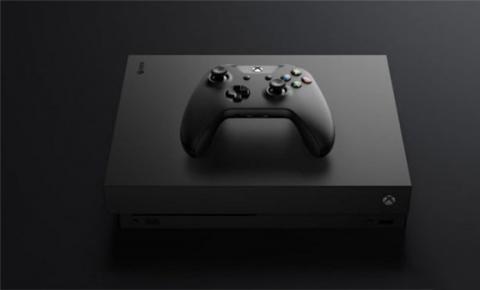 微软Xbox One X达到新里程碑:获得强化游戏超200款