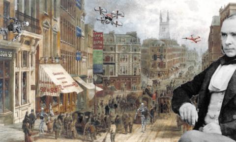为什么说1854年的伦敦是世界上第一个智慧城市?