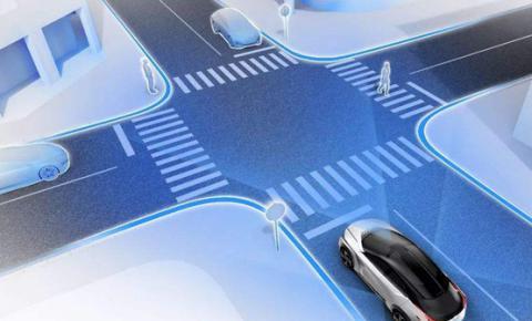 传统汽车厂商发力自动驾驶技术 赶超科技公司