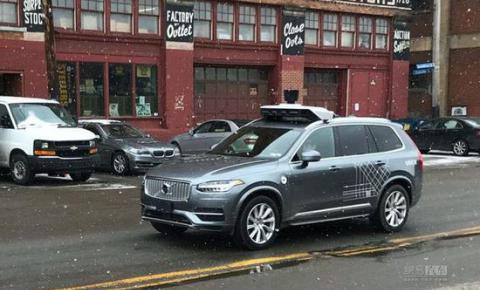Uber拟重启自动驾驶测试 未告知匹兹堡政府引争议