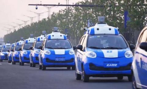 谁能赢下自动驾驶汽车之战?外媒:可能是中国