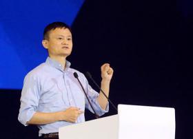马云:为每天10亿个包裹做准备 将投资千亿做智慧物流
