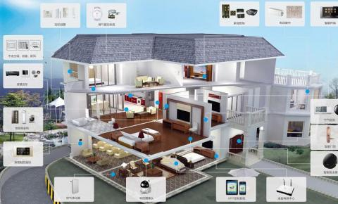 ZigBee技术将推动智能家居走进普通家庭