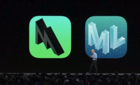 苹果推出Create ML功能 机器学习的计算能在本地进行