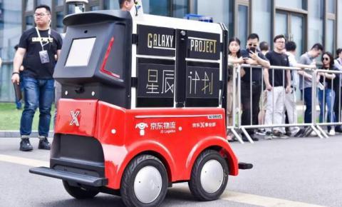 """卡车、环卫车将成自动驾驶""""先锋队"""",未来见到行驶的<font color="""