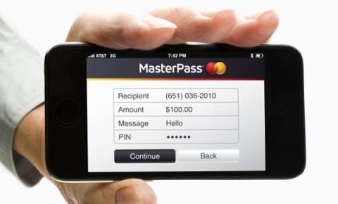 """万事达卡推出语音支付产品Masterpass MA称其为""""会话商务""""趋势"""