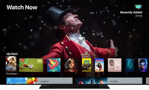 Apple TV 4K同时支持4K和全景音的机顶盒