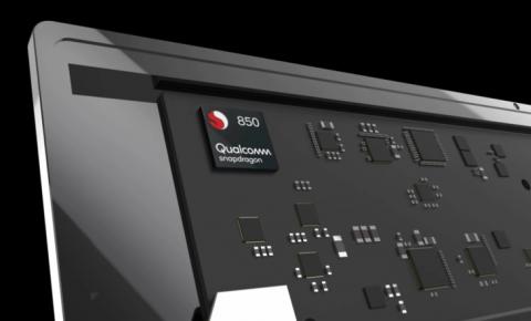 为Windows10打造的骁龙850发布,Arm芯片能撼动英特尔的霸主地位?