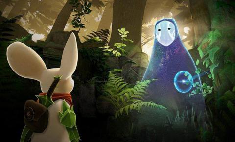 给你灵魂交流 PS VR 独占游戏《Moss》开始支持 Rift、Vive
