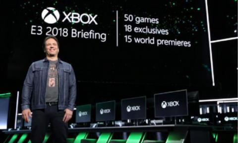 E3微软展前发布会展示超过50款游戏