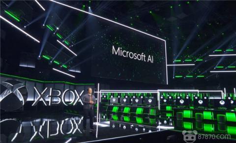 E3 2018:微软畅想了XBox的未来,却没有提VR的事情