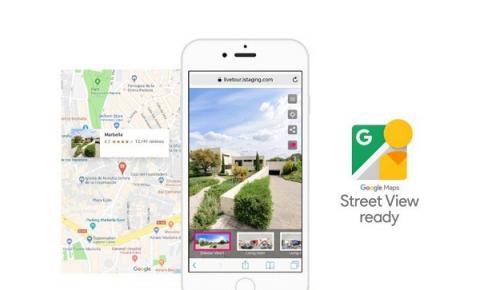 iStaging的VR Maker现已准备好谷歌街景