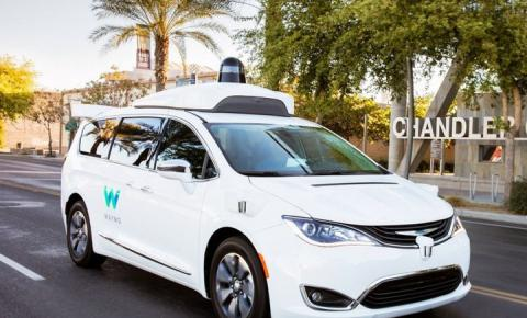 商业化运营前夜,Waymo自动驾驶车队扩编100倍